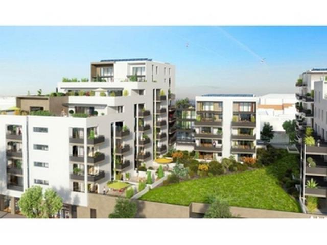 Продажа квартир в новостройках Монпелье