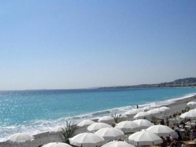 Апартамент на первой линии на Promenade des Anglais, Ницца