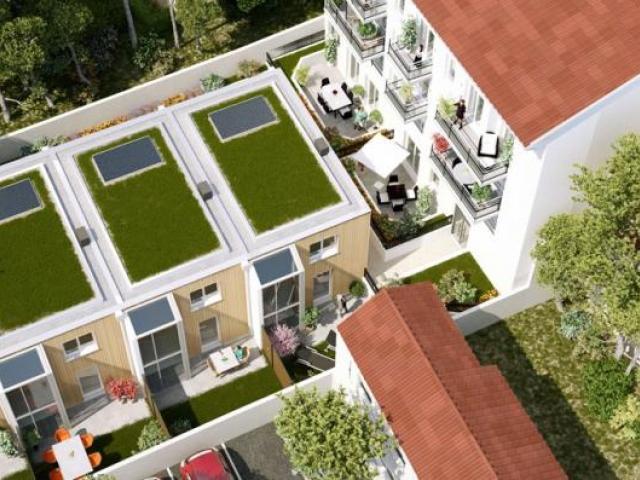 Жилой комплекс в Ницце