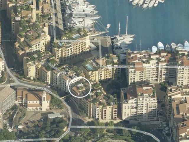 Апартамент в самом центре Монако