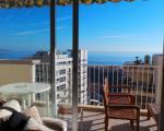 Апартамент с видом на море в Монако
