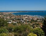 Недвижимость во Франции. Вид на море.