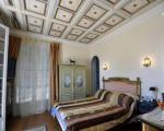 Интерьер спальни в особняке