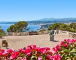 Площадка для отдыха с видом на море