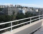 новостройка в антибе, вид с балкона