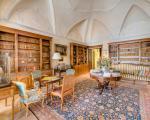 Библиотека виллы в Ницце